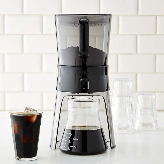 Cold Press Coffee Maker Reviews : OXO Good Grips Cold Brew Coffee Maker Williams-Sonoma