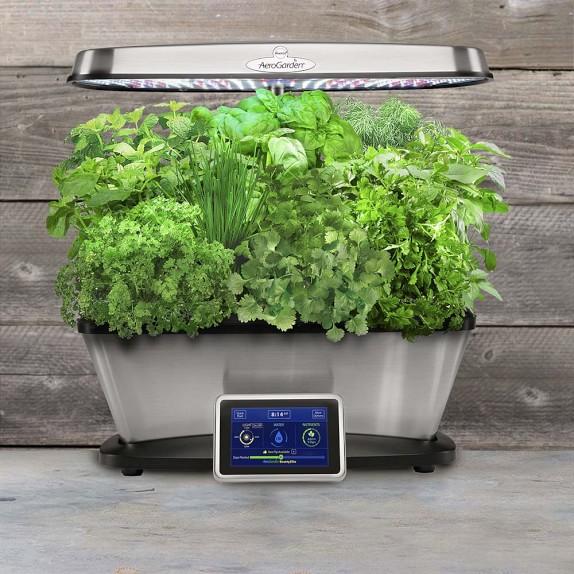 AeroGarden Gourmet 9-Pod Seed Kit