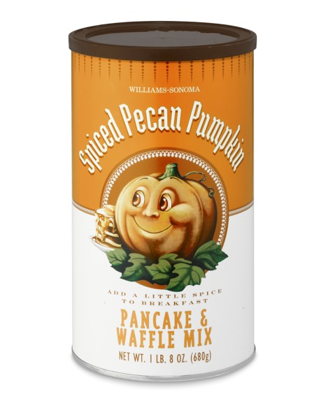 ... -Sonoma Spiced Pecan Pumpkin Pancake & Waffle Mix | Williams-Sonoma