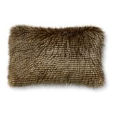 Faux Fur Pillow Cover, 14