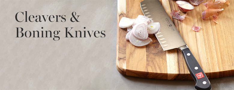 Cleavers & Boning Knives