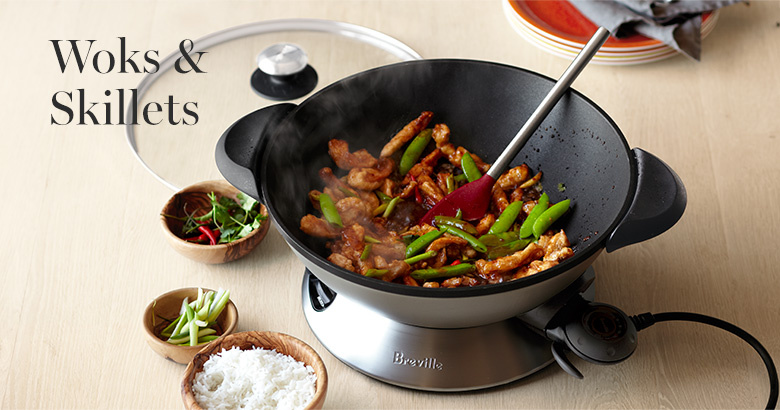 Electrics Woks & Skillets
