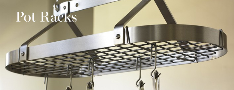 Cooking pot racks williams sonoma for Best brand of paint for kitchen cabinets with hammered metal wall art