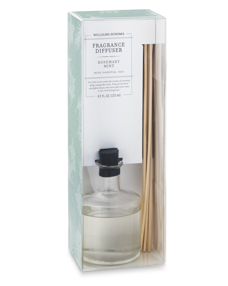 Williams-Sonoma Essential Oils Fragrance Diffuser, Rosemary Mint