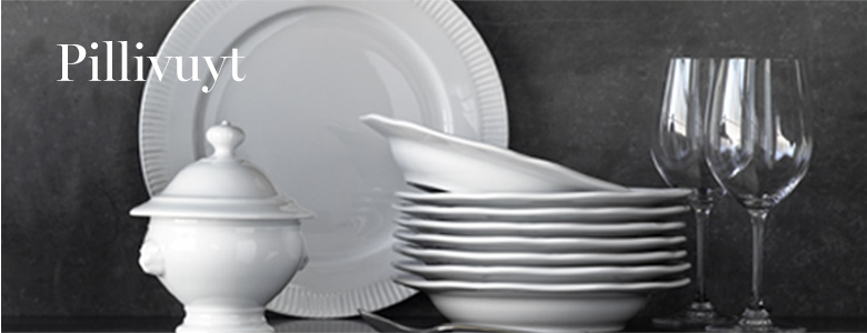 Pillivuyt Dinnerware