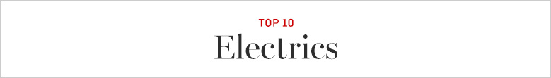 Top 10 Electrics Gifts