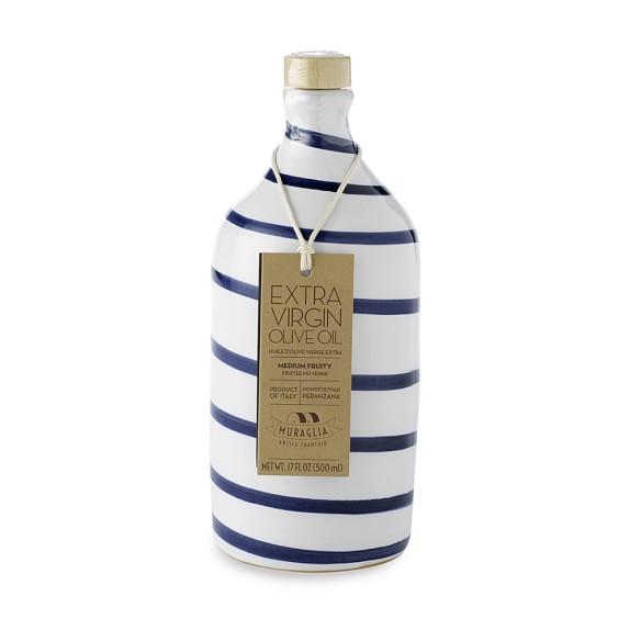 Frantoio Muraglia Extra Virgin Olive Oil Navy Williams