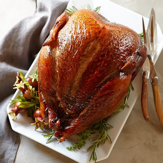 Willie Bird Fresh Free-Range Organic Turkey, Thanksgiving Delivery, 14-16 lb.