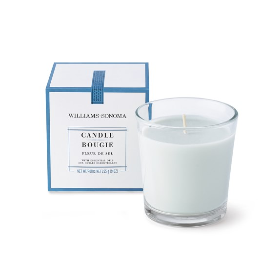 Williams-Sonoma Candle, Fleur De Sel