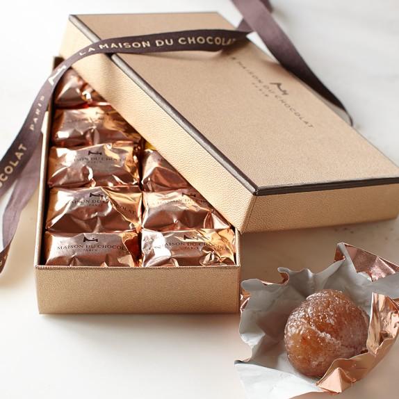 La Maison du Chocolat Glazed Chestnuts