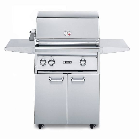 Lynx Professional Freestanding Grill, Natural Gas, Rotisserie, 27