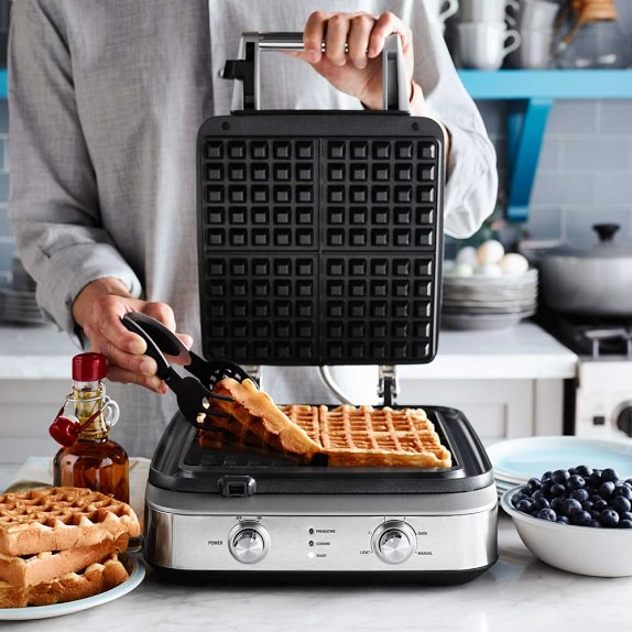 how to clean breville jaffle maker