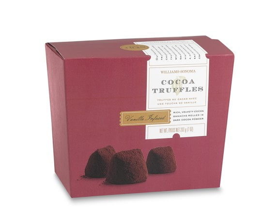 Williams-Sonoma Chocolate Truffles