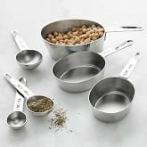 Williams-Sonoma Odd-Sized Nesting Measuring Cups & Spoons Set