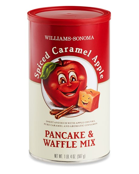 Spiced Caramel Apple Pancake & Waffle Mix