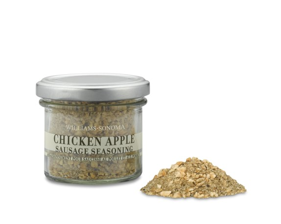 Sausage Seasoning, Chicken Apple