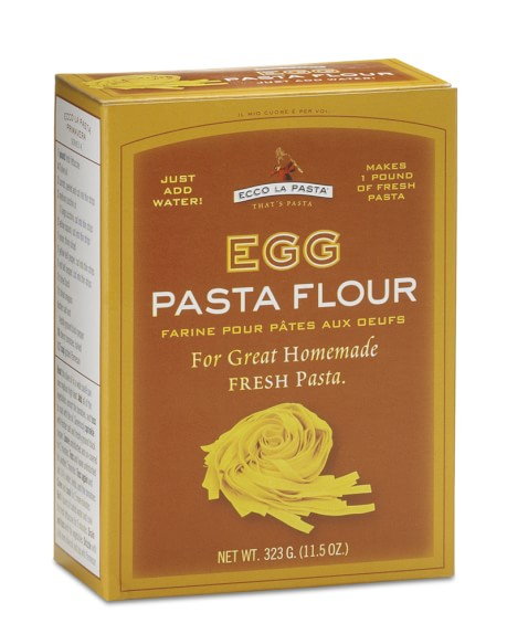Pasta Mix Reg Egg