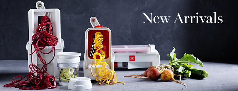 New Cooks' Tools