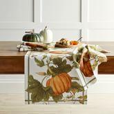 Botanical Pumpkin Runner