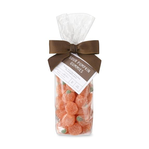 Williams-Sonoma Sour Pumpkin Gummies