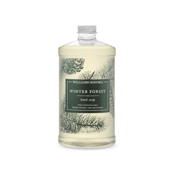 Williams-Sonoma Essential Oils Hand Soap, Winter Forest