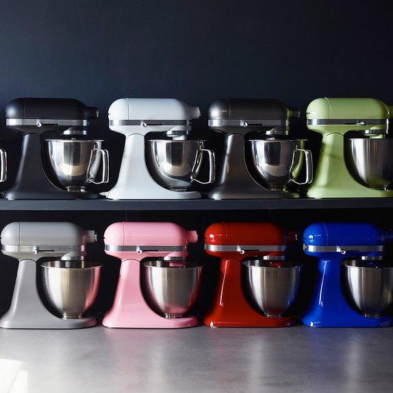 Kitchenaid 174 Artisan Mini Stand Mixer Williams Sonoma
