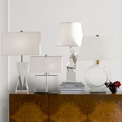 Table Lamps Desk Lamps Amp Glass Table Lamps Williams Sonoma