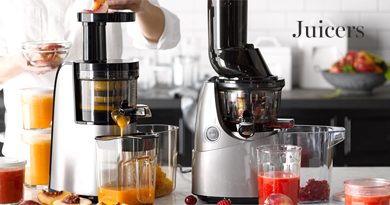 Slow Juicer Made In Europe : Juicers Williams Sonoma