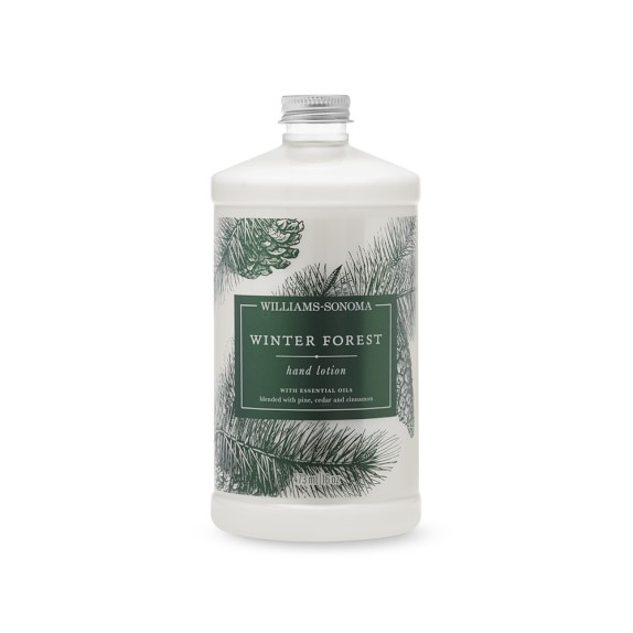 Williams-Sonoma Hand Lotion, Winter Forest