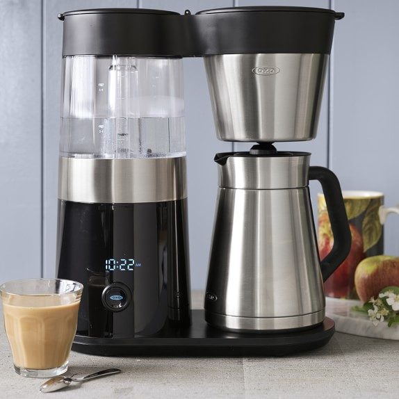Oxo Coffee Maker Review 9 Cup : OXO On Barista Brain 9-Cup Coffee Maker Williams-Sonoma