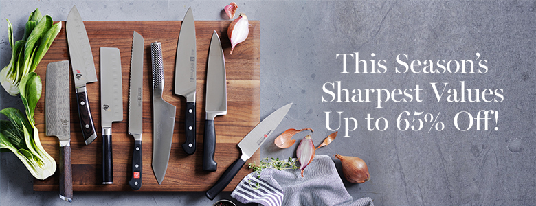 Up to 65% Off This Season's Sharpest Values