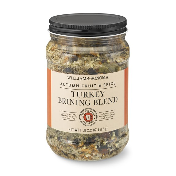 Williams-Sonoma Autumn Fruits Turkey Brine