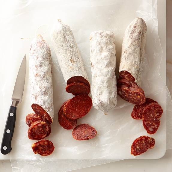 Olli Salumeria Assorted Spicy Salami Mix