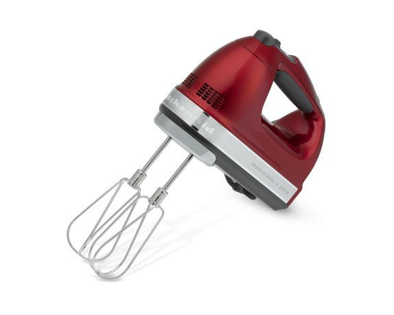 Kitchenaid 9 speed professional hand mixer williams sonoma for Kitchenaid hand mixer