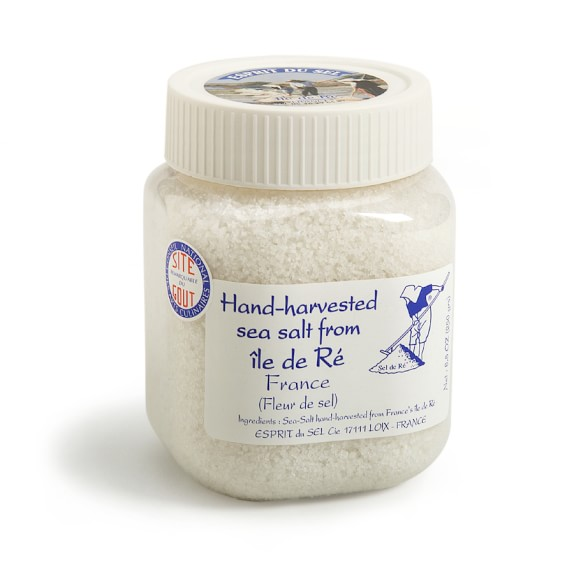 Fleur de Sel French Sea Salt