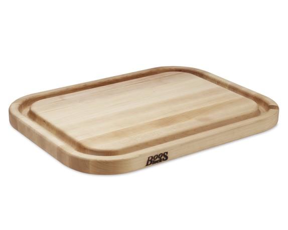 Boos Edge-Grain Carving Board, Maple