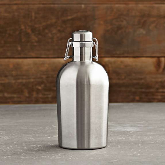 Stainless-Steel Growler