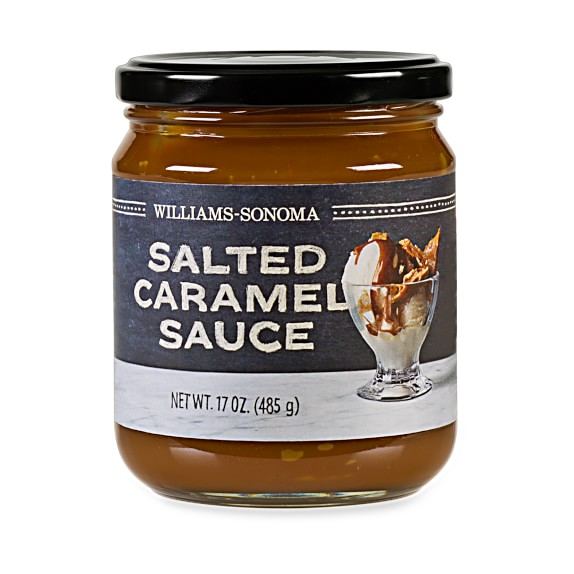 Williams-Sonoma Salted Caramel Sauce