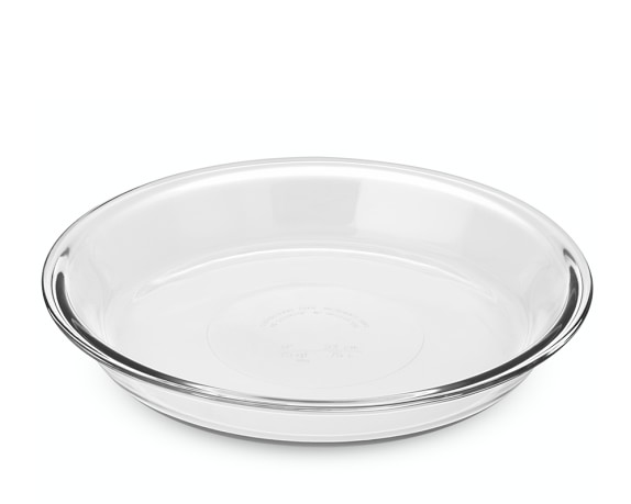 Anchor Hocking Basic Glass Pie Dish, 9