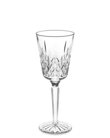 Waterford Lismore Tall Goblet, Platinum