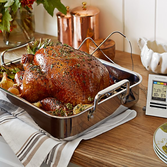 Williams-Sonoma Stainless-Steel Ultimate Roaster