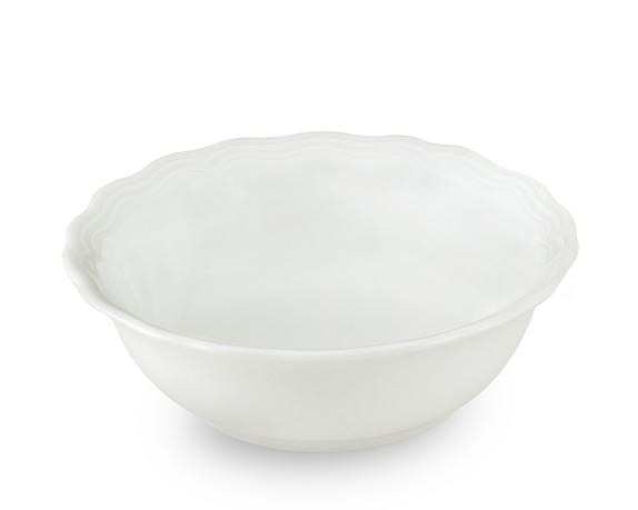Pillivuyt Queen Anne Porcelain Cereal Bowls, Set of 4