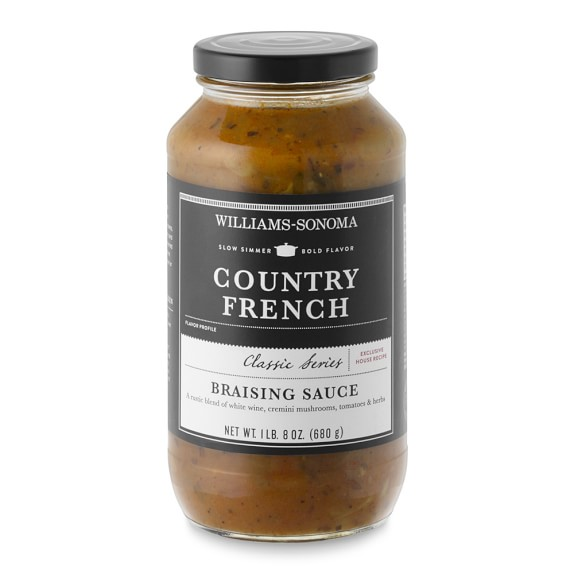 Williams-Sonoma Braising Sauce, Country French