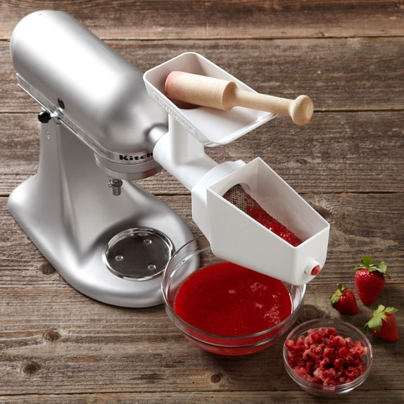 KitchenAid® Stand Mixer Fruit & Vegetable Strainer Attachment