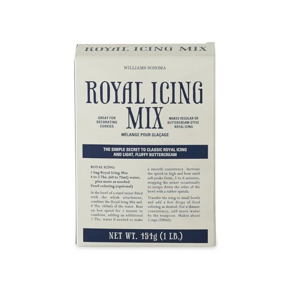 Williams-Sonoma Royal Icing Mix