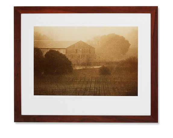 Paul Kozal Photography, Napa in Fog