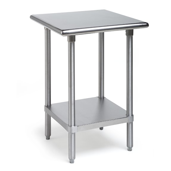 Stainless-Steel Workbench, Small