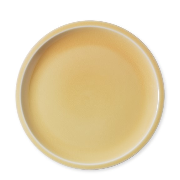 Jars Cantine Dinner Plates, Set of 4, Yellow