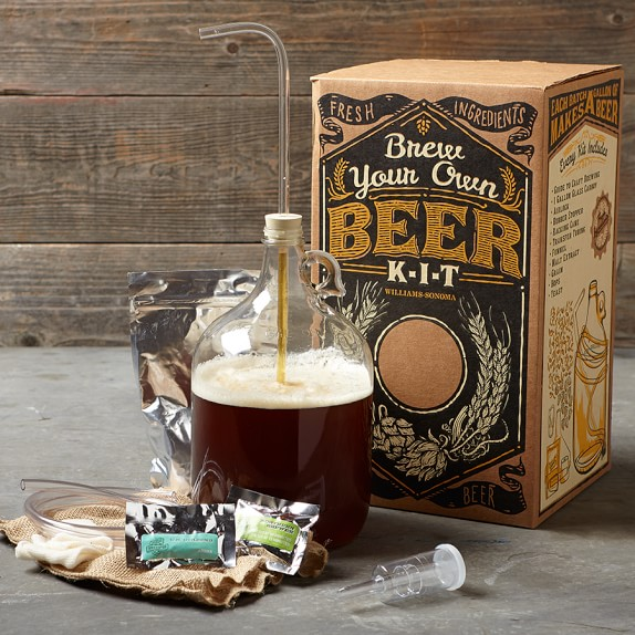 Craft A Brew Gluten-Free Beer Making Kit