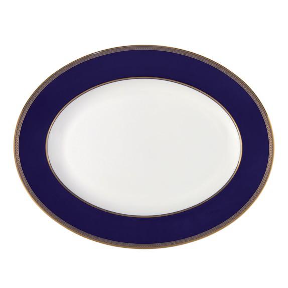 Wedgwood Renaissance Gold Oval Platter